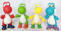 "Super Mario Brothers 5"" Yoshi Action Figure Kids Toys Cake Decoration Toppers"
