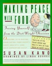 Making Peace With Food: Freeing Yourself from the Diet/Weight Obsession