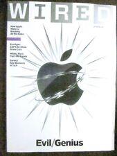 Wired Magazine 16.04 April 2008 APPLE, STEVE JOB EVIL GENIUS, Green Cars (Fine)