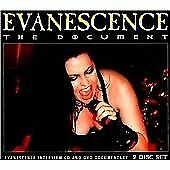 Evanescence - The Document (dvd+cd) NEW 2 x CD