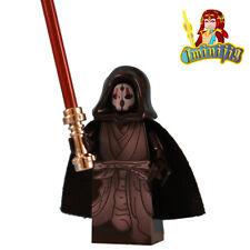 Custom LEGO Minifigure Star Wars KOTOR Darth Nihilus Machine Print