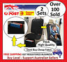 2 x Baby Car Seat Protector Mat Cover Cushion Anti-Slip Waterproof Safety Child