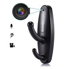 Spy Camera Hidden Motion Detection Nanny DVR Wireless Clothese Hook Wall Camera