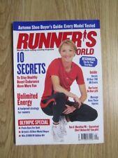 Runner's World magazine September 2004