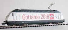 Märklin elektrische Lokomotive Re 460 Gottardo 2016 Spur H0 digital mfx TOP
