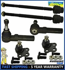 6Pc Front Inner Outer Tie Rod Ball Joint for Century Regal Monte Carlo Impala
