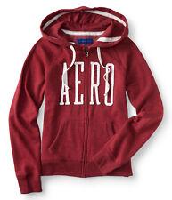NWT - Aeropostale Women's Full Zip Hoodie & Sweatpants Set, Red, Tan, Blue, Pink