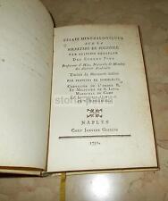 GEOLOGIA_MINERALOGIA_VULCANISMO_POZZUOLI_SOLFATARA_FUMAROLE_BREISLAK_RARO_1792