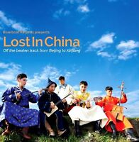 LOST IN CHINA various (sealed CD album) TUGCD1098 usa riverboat records 2017