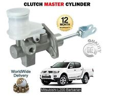 FOR MITSUBISHI L200 BARBARIAN 2.5DT DID 2006-> CLUTCH MASTER CYLINDER MR995034