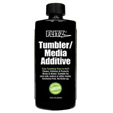 Flitz Tumbler/Media Additive, Cleans Polishes & Protects Brass & Nickel #Ta04885