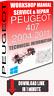 Service Workshop Manual & Repair PEUGEOT 407 2004-2011 +WIRING | FOR DOWNLOAD