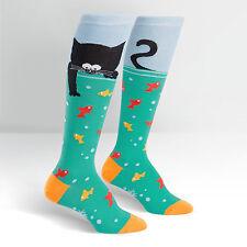 Sock It To Me Women's Knee High Socks - Gone Fishing