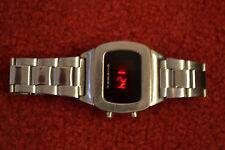Uhr, Quemex, LED, Digitaluhr, funktioniert