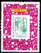AD864A  MARIANNE EN 3D ADHESIF NEUF **