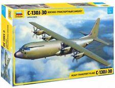 C-130 J-30 HERCULES (BRITISH RAF, RAAF, USAF & FRENCH MKGS) #7324 1/72 ZVEZDA