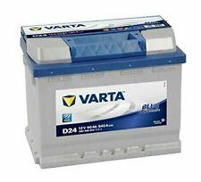 Varta D24 Blue Dynamic Starterbatterie Autobatterie 12V 60Ah 5604080543132