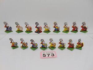 Warhammer Fantasy Harlequin Dwarf Warriors Clansmen 573-402