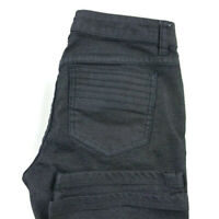 Prana Womens 2 / 26 Black Straight Leg Stretch Jada Jeans