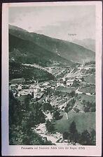 1925 - Premadio col Torrente Adda visto dai Bagni