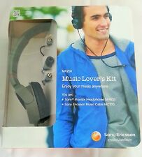 Sony MK200 mh830 Stereo Headset with Cable MC100 3,5 mm Xperia M E Z XS