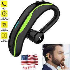 Stereo Bluetooth Headset Wireless Headphone For Samsung S20 S20+ S10 Huawei IOS
