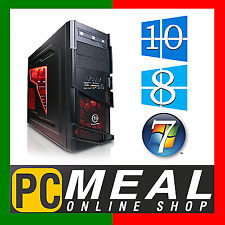 INTEL Core i7 7700K Max 4.5G GTX1070 8GB 1TB 8GB Gaming Computer Quad Desktop PC