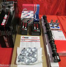 Chevy GM 250 MASTER Engine Kit 1966 67 68 69 70 PREMIUM pistons cam rings