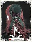 Handmade Lolita Gothic Headdress Victorian Cosplay Punk Rockabilly Princess