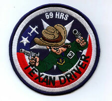 "US Air Force T-6 Complete ""69 Hours"" Pilot Training Friday Patch (Texan II)"