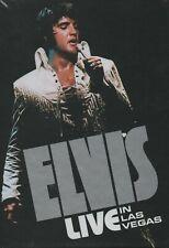 ELVIS PRESLEY - ELVIS - LIVE IN LAS VEGAS - 4 CD BOX SET - NEW!!