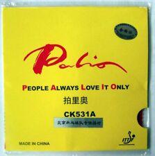 2x Palio CK531A Long Pips Rubber Sheets (NO Sponge), NEW,  USD
