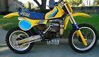 1981-1982-1983 SUZUKI RM465 RM500 PFR PIPE & MUFFLER AHRMA POST VINTAGE