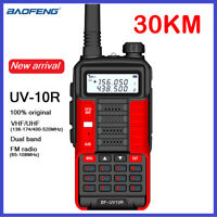 WALKIE TALKIE SPRECHFUNKGERÄTE HANDFUNKGERÄT BAOFENG UV-10R 16W 8800MAH VHF UHF