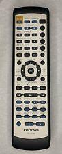 New listing Onkyo Rc-518M Remote Control Genuine Oem