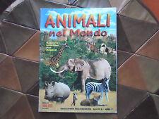 album figurine Animali nel mondo fol-bo anno 1 serie 4