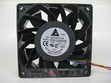 DELTA FFB1224EHE12CM DC 24V 1.5A inverter cooling fan 120*120*38mm