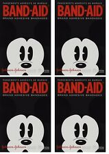 4 Pack - BAND-AID Bandages Mickey Mouse Assorted Sizes 20 Each