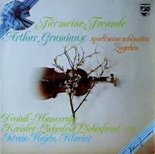 Grumiaux: Für meine Fruende (For my Friends) - Violin Encores: Philips 6599 372