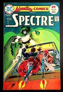 Adventure Comics (DC, 1938 Series) #440 Jul-1975 [4ED]  FN/VF