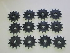 Dozen 12 Teeth #41 Front Drive Sprocket FR (1/2 x 1/4) Chain OVER STOCK ON SALE