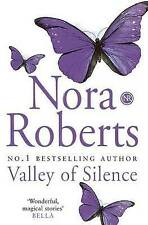 Valley of Silence (Circle Trilogy), By Nora Roberts,in Used but Acceptable condi