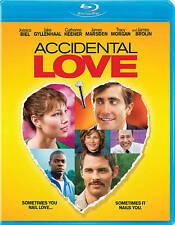 Accidental Love Blu-ray Disc, 2015 Jessica Biel, Jake Gyllenhaal  BRAND NEW