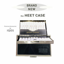 German Couture® Heet-Case Zigarettenetui für Iqos 3 und 2.4 duo Heets Echt Leder