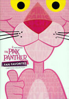 The Pink Panther Fan Favorites (Cartoon Collec New DVD
