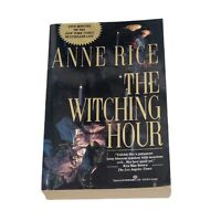 The Witching Hour by Anne Rice 1991 Trade Paperback Lives of Mayfair Witches