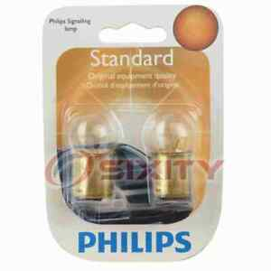 Philips License Plate Light Bulb for Dodge 330 440 880 Challenger Charger qn