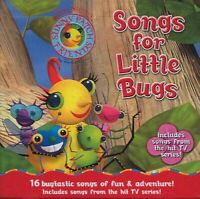 Miss Spider's Songs for Little Bugs Audio CD - BRAND NEW