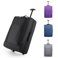 EasyJet Ryanair Cabin Approved Carry On Hand Luggage Trolley Suitcase Case Bag