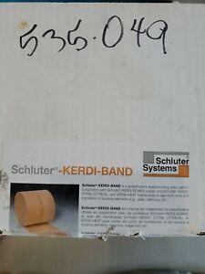 schluter Kerdi -band   5 Inch X 50ft  Schluter System